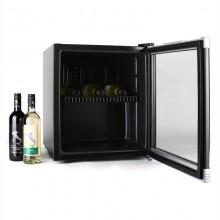 Chłodziarka na wino mini bar 46l lodówka 15 butel