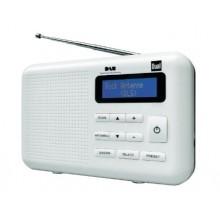 Radio Cyfrowe DAB/DAB+ Dual DAB 2 FM LCD DUAL