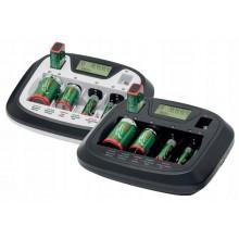 ŁADOWARKA AKUMULATORKÓW BATERII USB AA AAA R13 9V